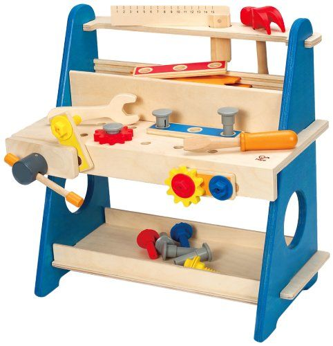 TOOL KIT PLAY SET WITH CARRY CASE HANDY PLAYSET FUN TOOLS KIDS CHILDRENS TOY