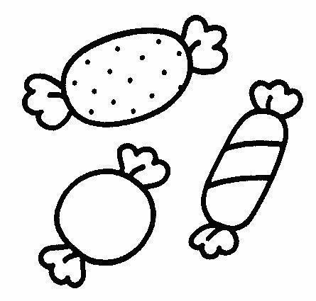 Caramelos Para Colorear Birthday Coloring Pages Coloring Pages Hello Kitty Coloring