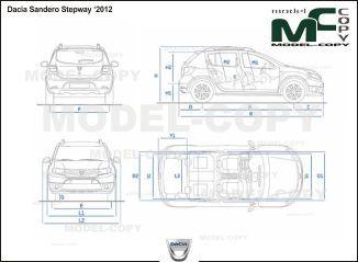 Schaltplan Dacia Sandero Stepway