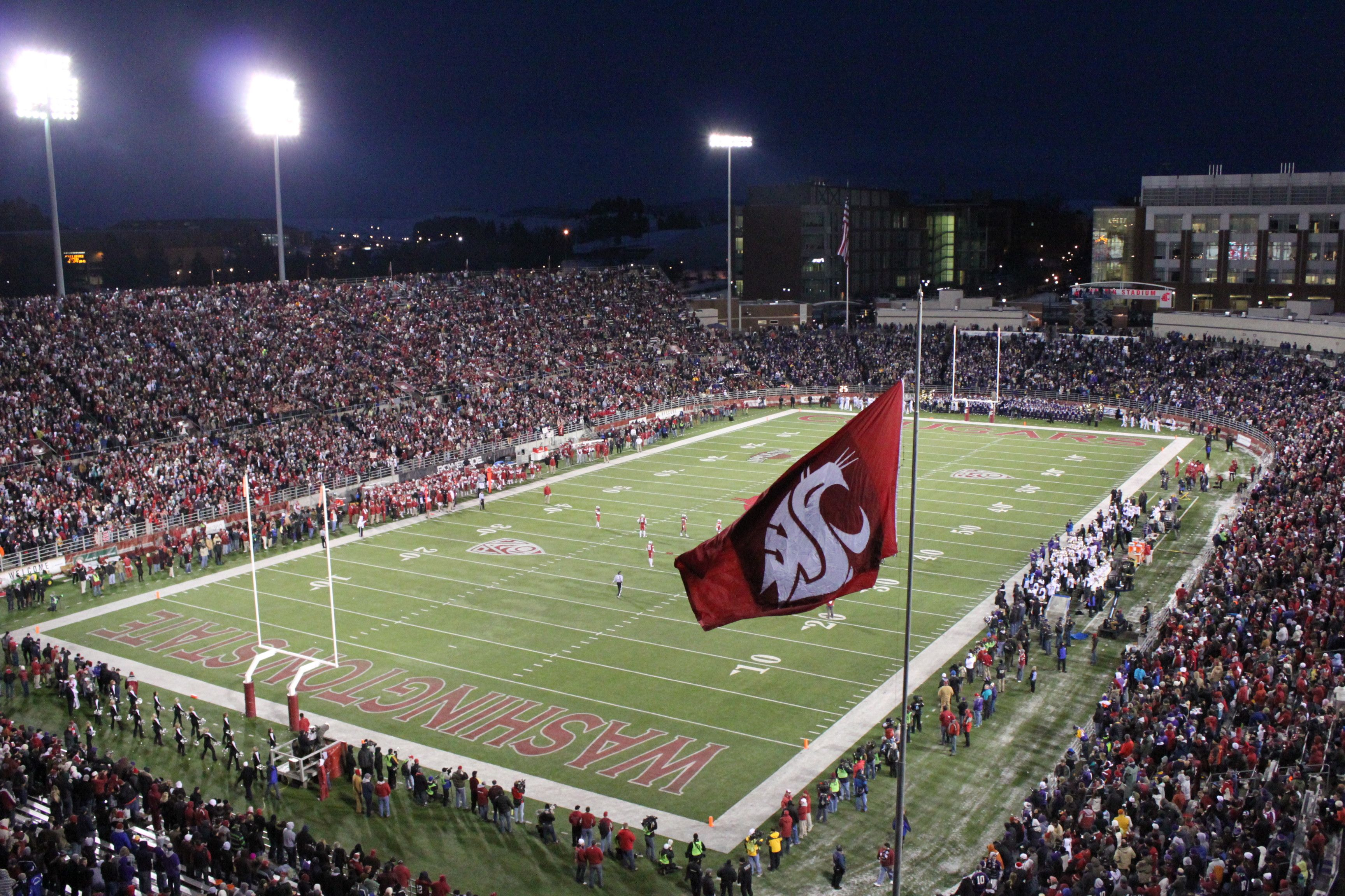 Washington S Football Stadium