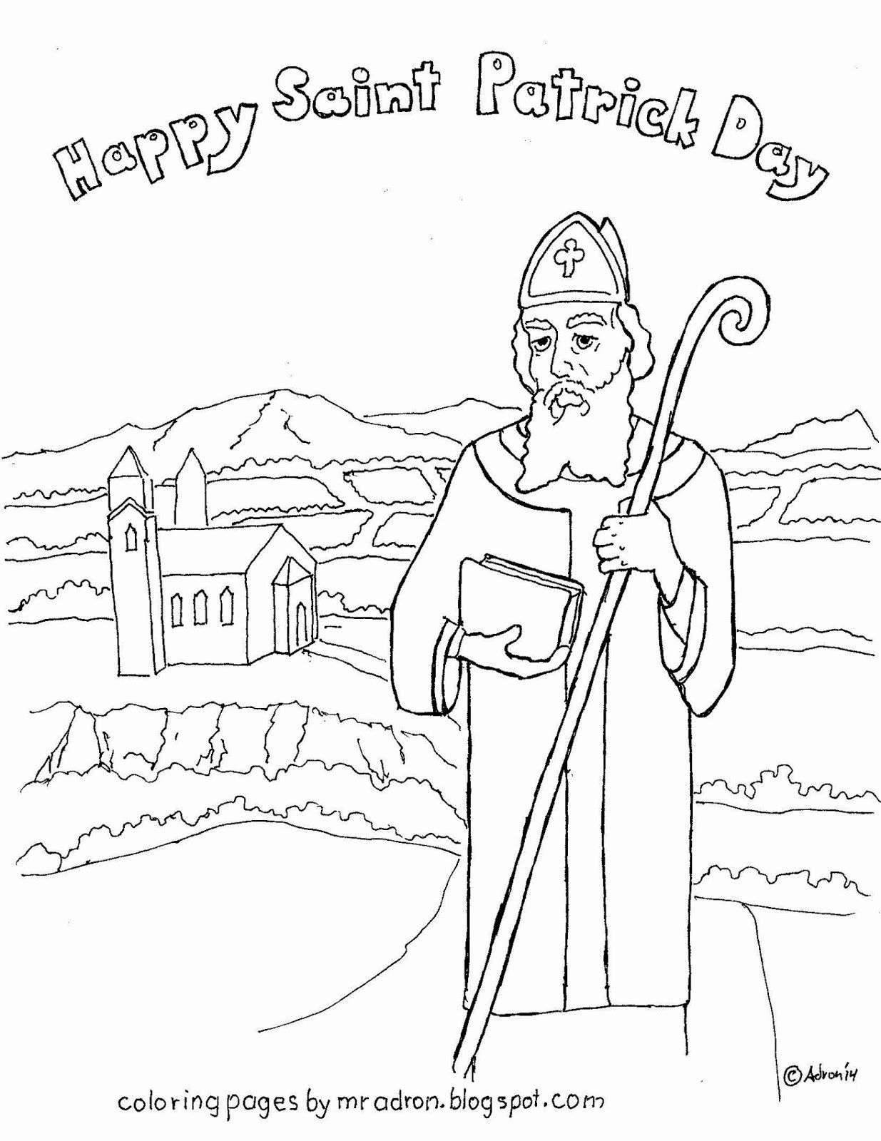 St Patrick's Day Coloring Page Luxury Coloring Pages for