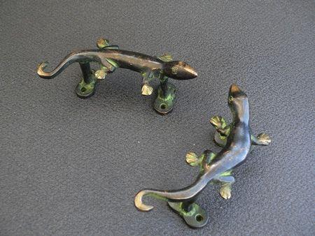 Lizard Door Handle, Right | Door Details and Knockers | Pinterest ...
