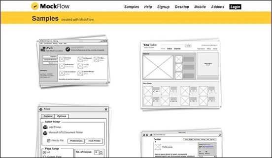 User Interface Design Tools Via Tripwire Magazine Tool Design User Interface Design Web Design