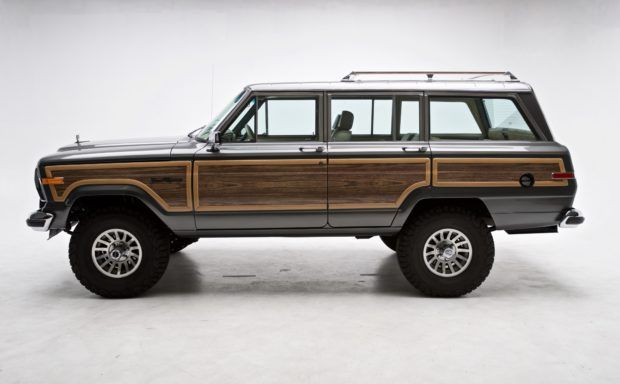 Ls3 Powered 1989 Jeep Grand Wagoneer In 2020 Jeep Wagoneer Jeep Grand Jeep