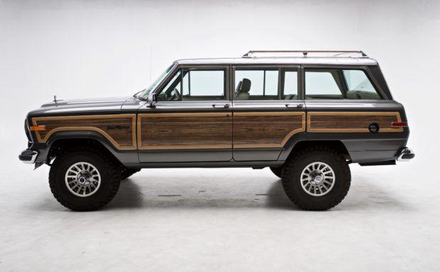 Ls3 Powered 1989 Jeep Grand Wagoneer In 2020 Jeep Grand Jeep Wagoneer Jeep
