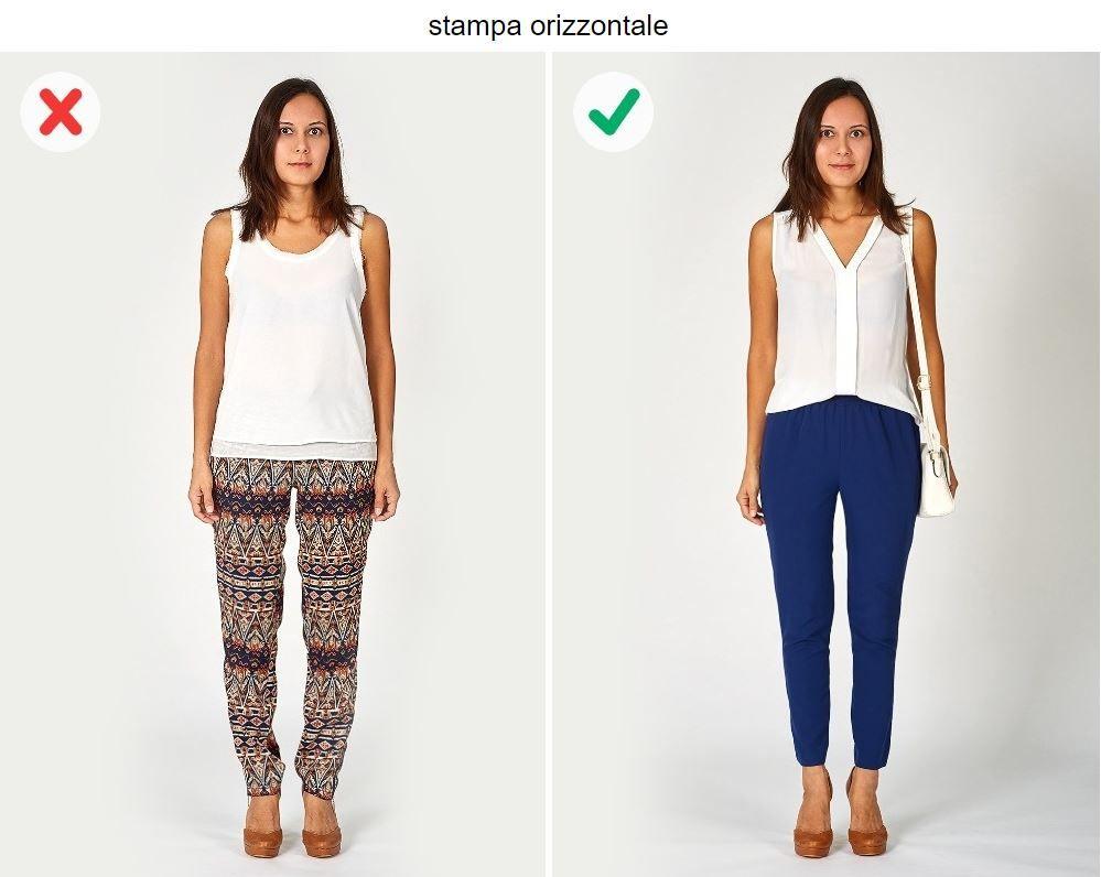 Ecco come vestirsi nel modo giusto per sembrare più magri e