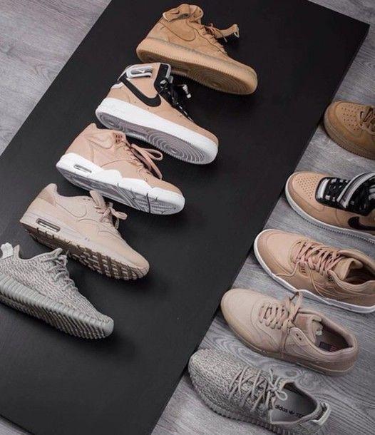 Shoes: adidas adidas adidas yeezy yeezy adidas originals yeezy 350 boost nude sneakers nike sneakers