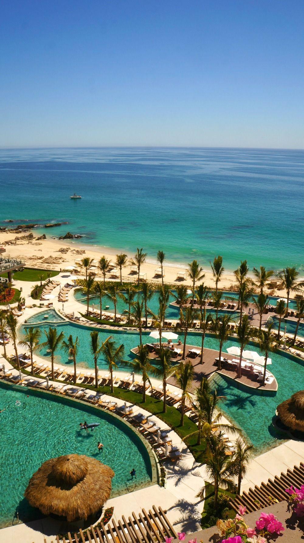 Experience All Inclusive Luxury Grand Velas Los Cabos Resort In
