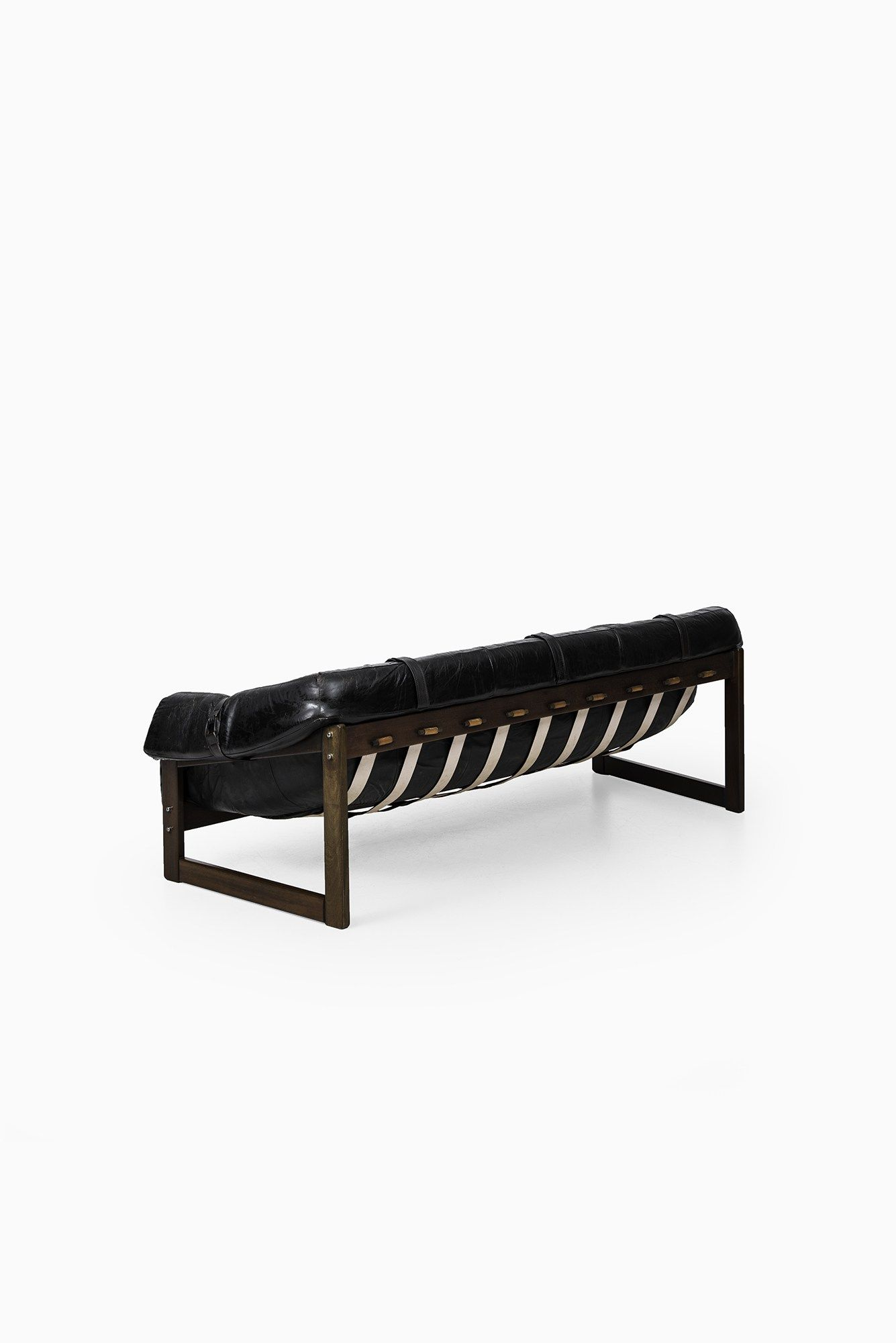 Percival Lafer 3-seat sofa by Lafer MP at Studio Schalling