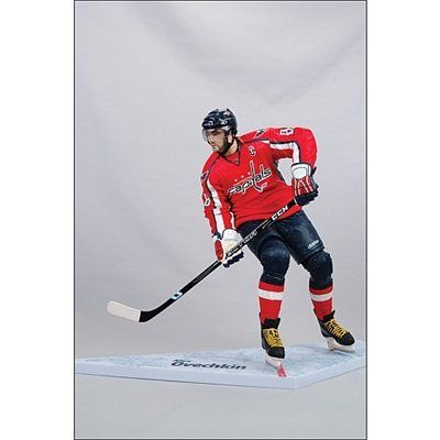 hot sales 747b1 c2c90 McFarlane Washington Capitals Alexander Ovechkin 12