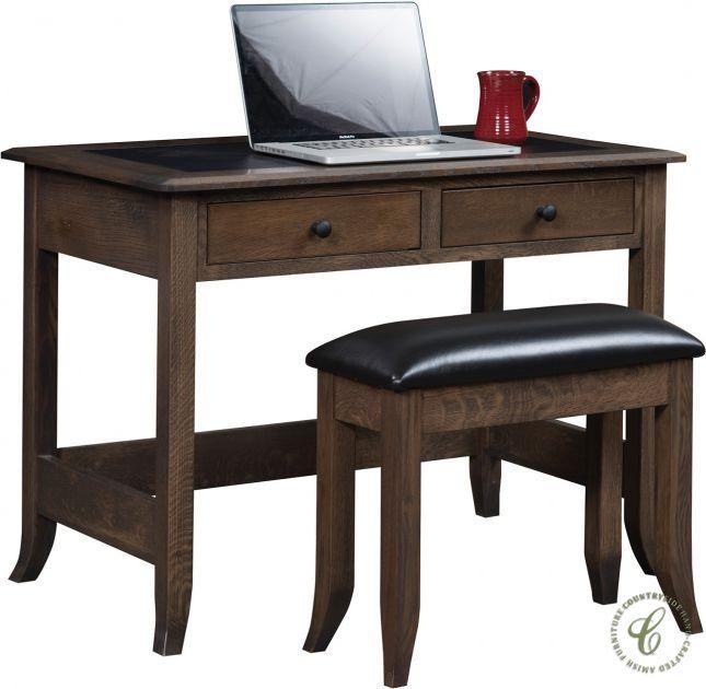Functional Desks ansley american made writing desk | writing desk, desks and office