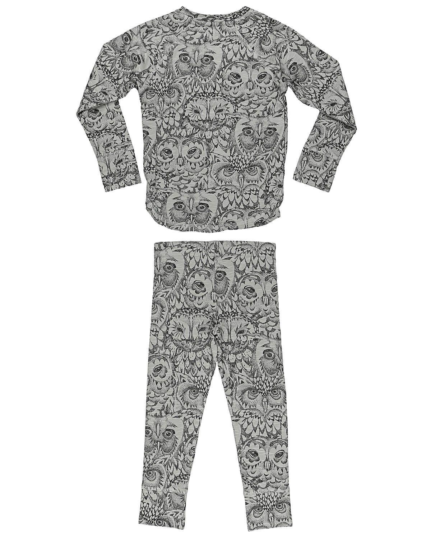 Soft Gallery Elliot Pyjamas – Nattøj – Grå