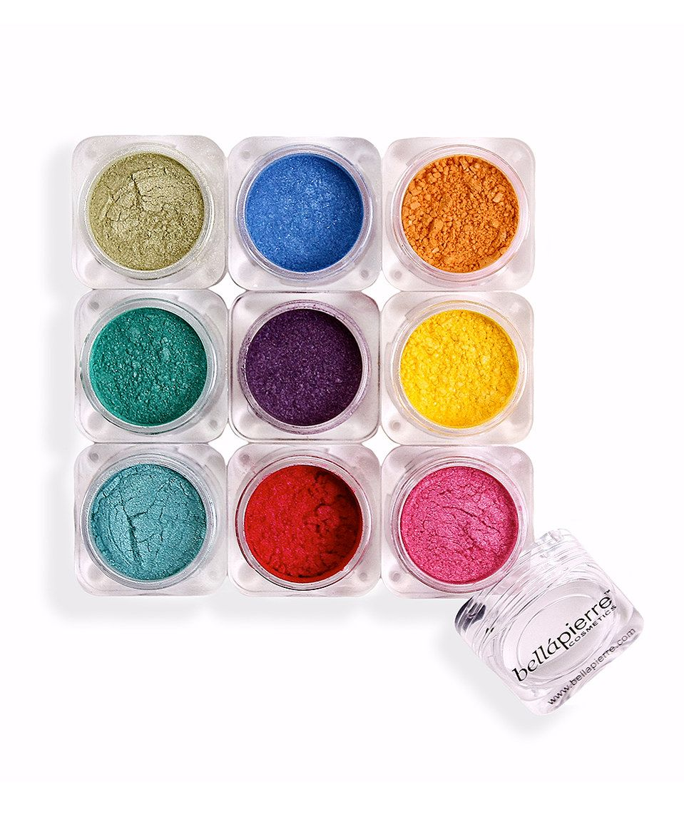 Another great find on zulily! Iris Shimmer Powder Nine