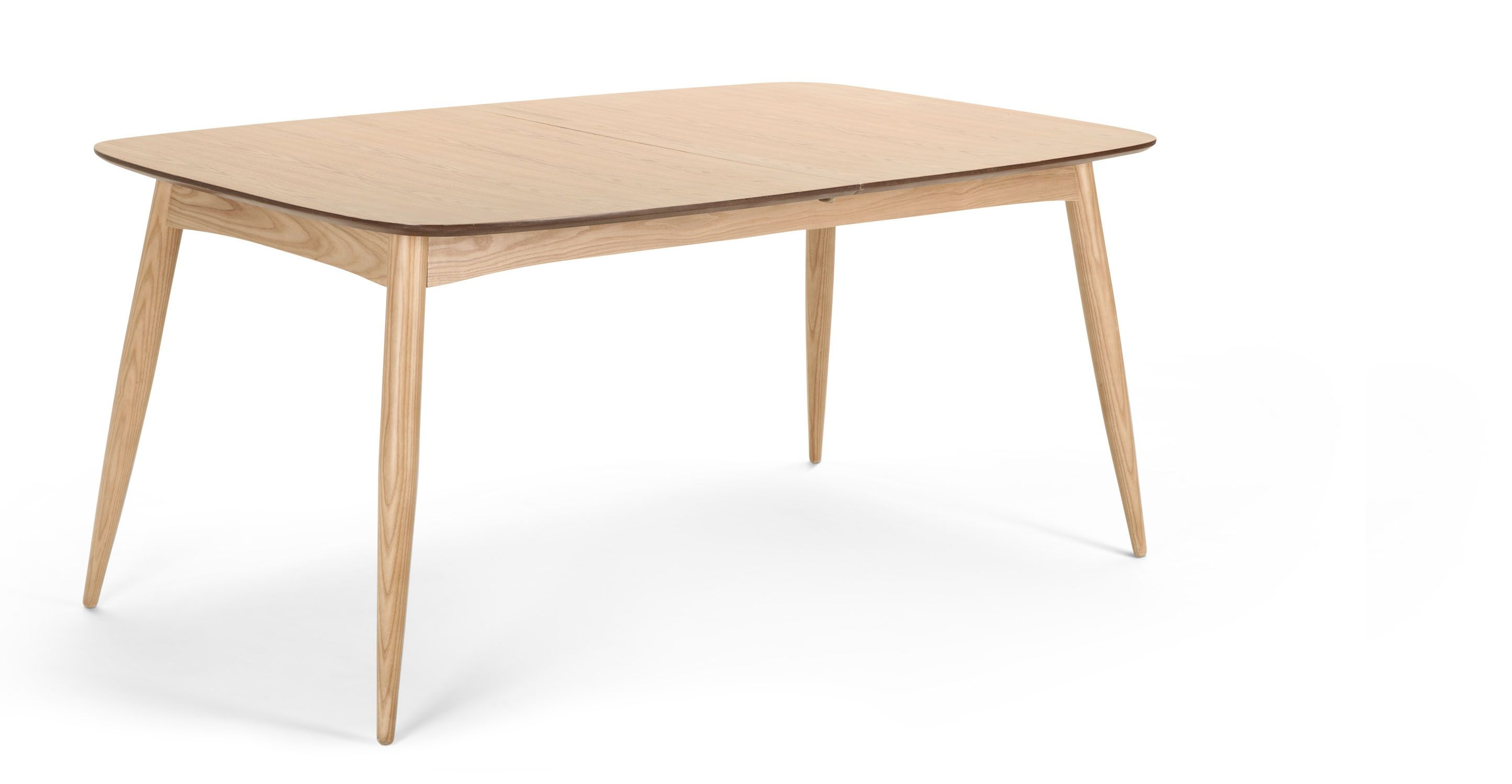 Deauville Extending Dining Table Ash Deauville Extending