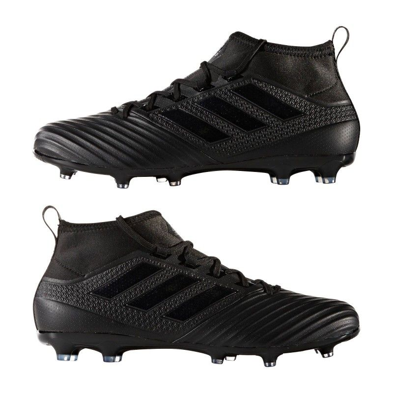 the best attitude b6b36 ee0da ADIDAS 17.2 X TOTAL BLACK ADIDAS - Calcio Calcetto Scarpe - Decathlon Italia