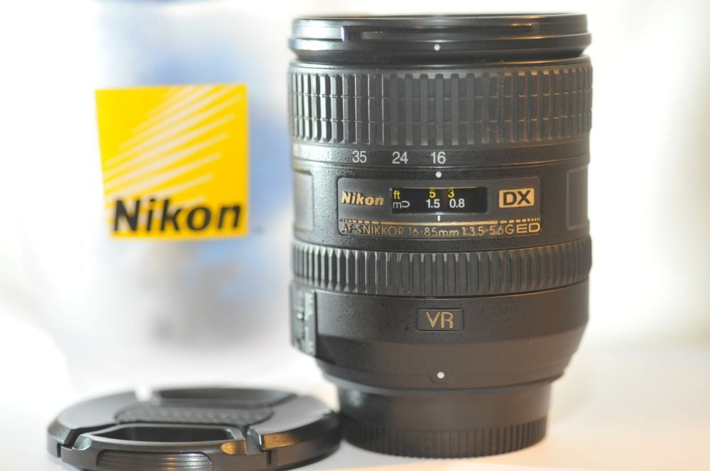 Nikon 3400 Nikon 3400 For Sales Nikon3400 Nikon Nikon Dx Af S Nikkor 16 85mm G Ed Vr Lens For D5600 D90 D7200 D7100 D3400 D7500 Vr Lens Nikon Dx Nikon 3400