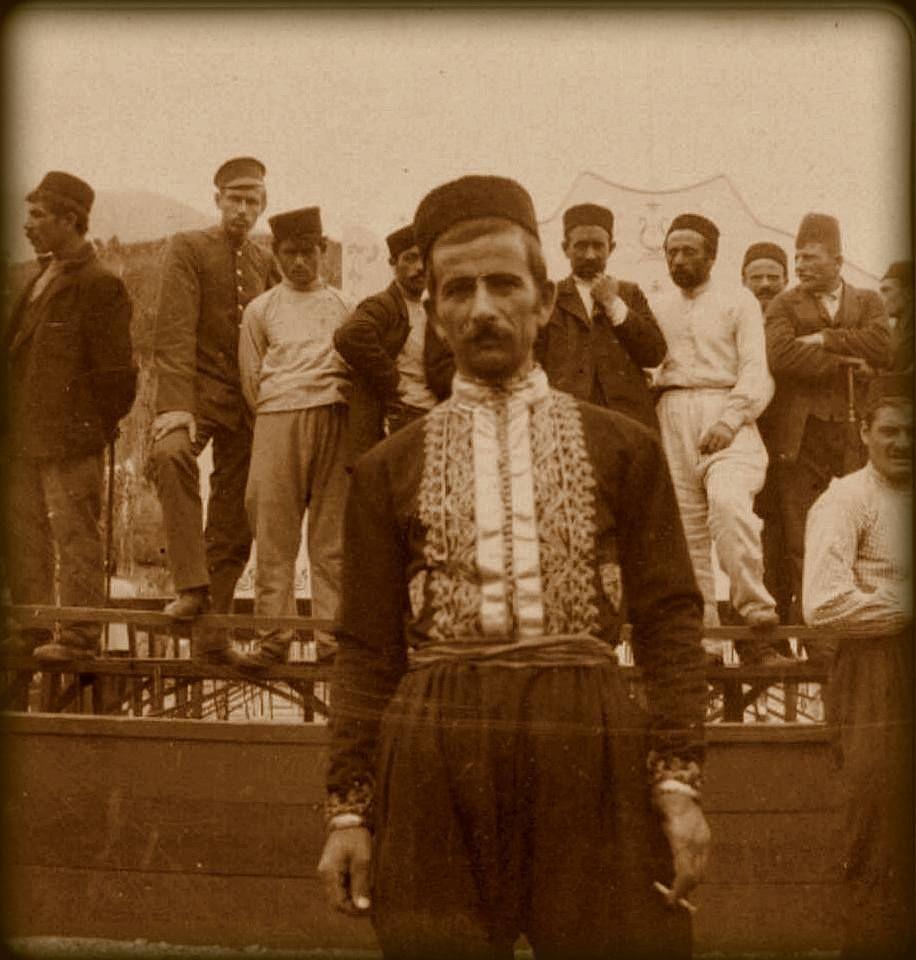крымские татары старые фото пули штыки