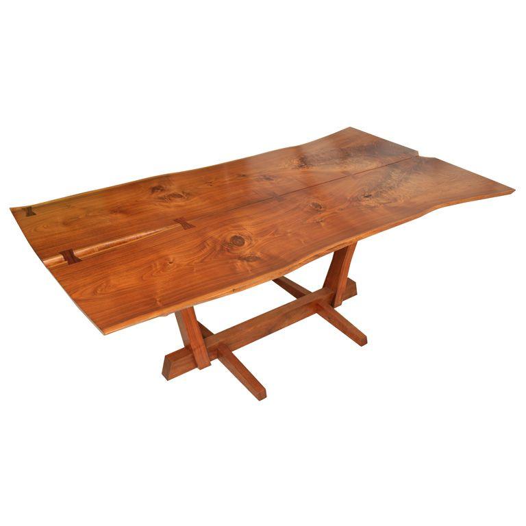 George Nakashima Conoid Dining Table C1960s