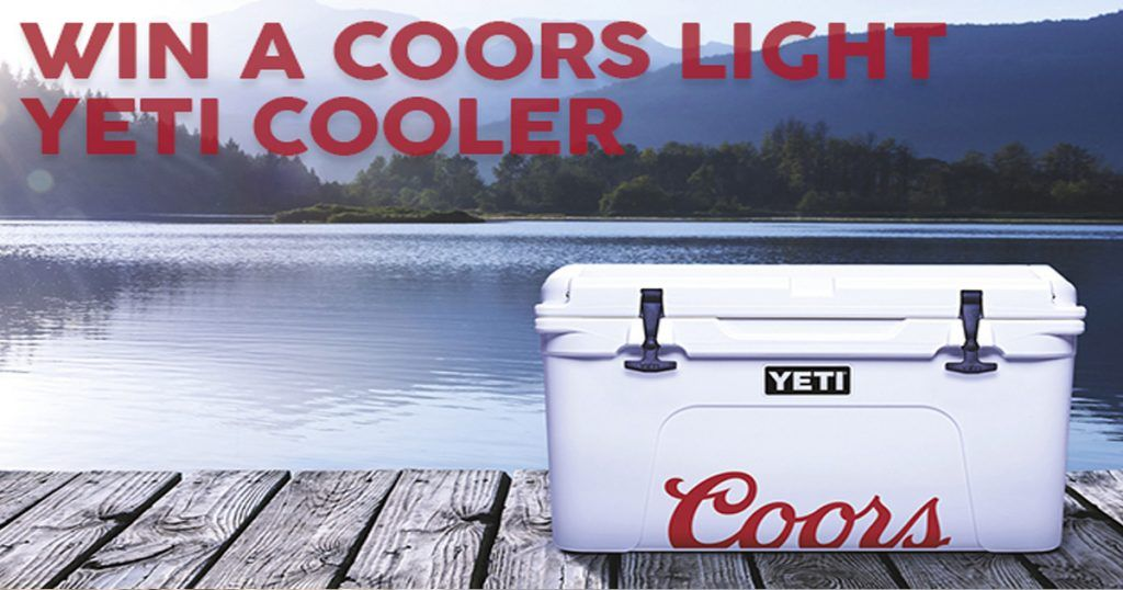 The Coors Light Yeti Summer Instant Win Game | Daily | Yeti