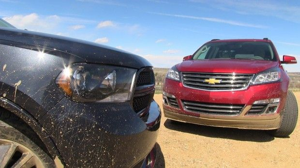 2013 Dodge Durango Vs Chevy Traverse Muddy Off Road Mashup Review Part 3 2013 Dodge Durango Dodge Durango Dodge
