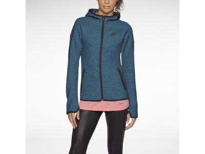 f0ebb51c0563 Nike Tech Fleece Windrunner Full-Zip Women s Hoodie -  100 ...