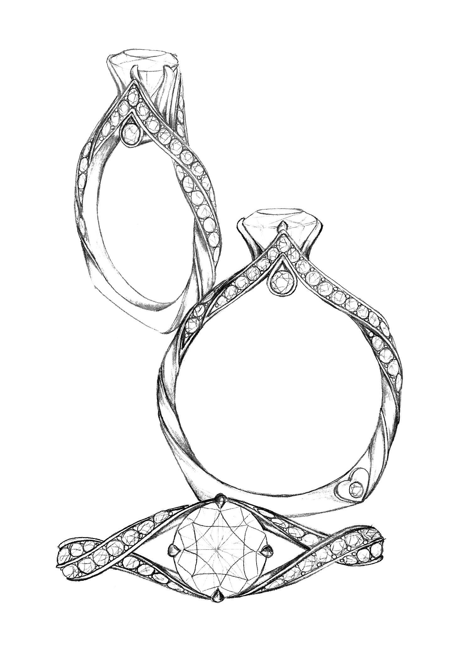 jewelry design drawings   imgkid     the image kid
