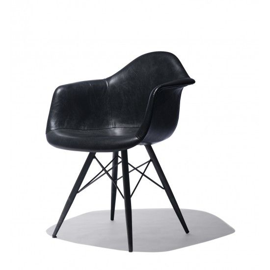 industry west lucia armchair leather 25 wide x 24 deep x 32 5