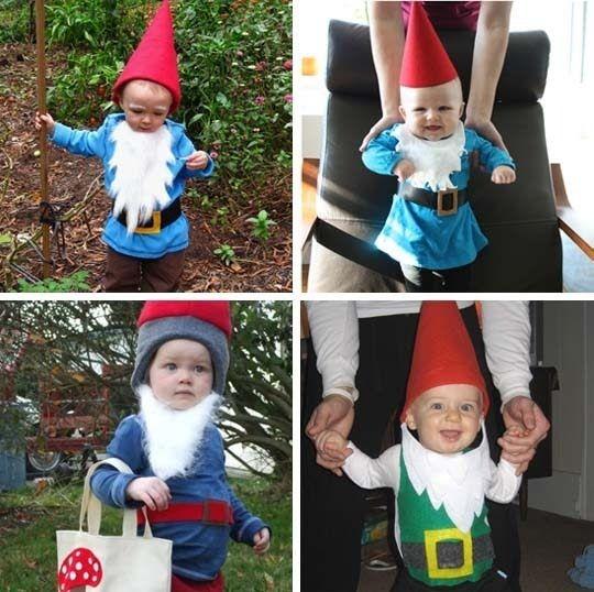 Con El Bebe A Cuestas Como Hacer Disfraces Sencillos Para Bebes Enanito De Los Bosques Con El Bebe Disfraces Sencillos Como Hacer Disfraces Hacer Disfraces