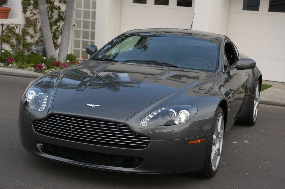 Details about 2012 Aston Martin Vantage 2dr Coupe