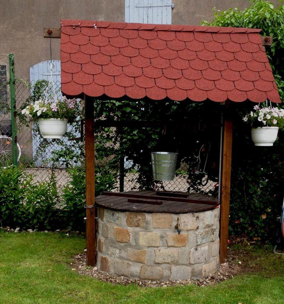 Dekobrunnen Bauanleitung Zum Selber Bauen | Heimwerker Forum Brunnen  Garten, Deko Brunnen, Selber
