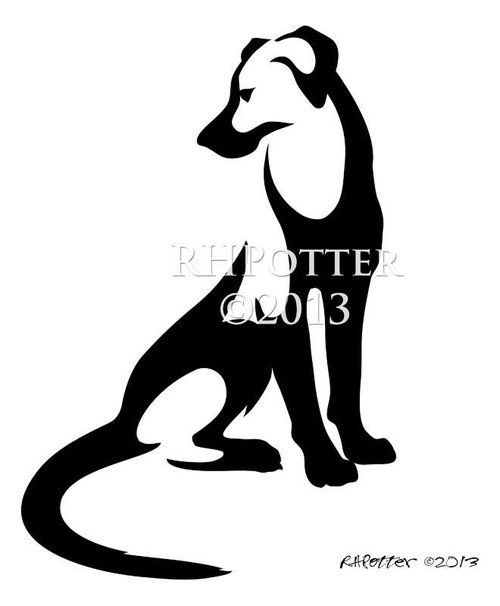 simple dog tattoo as a reminder to be loyal and always happy to see my loved ones my style. Black Bedroom Furniture Sets. Home Design Ideas