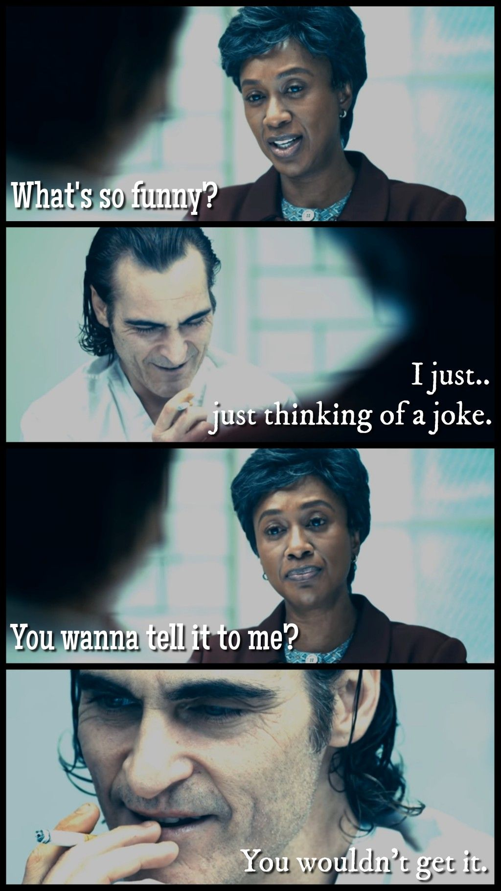 Pin By Milan Molko On Moment Funny Joker What S So Funny Favorite Movie Quotes