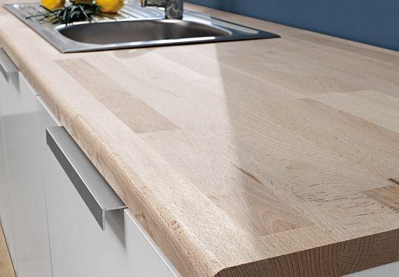 Tipps zum Ölen der Arbeitsplatte Küchenarbeitsplatte - k chenarbeitsplatte aus holz