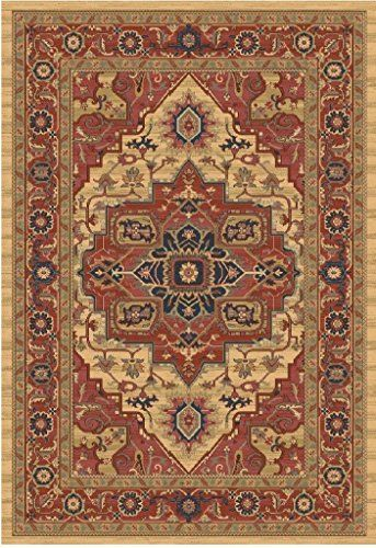 Teppich Wohnzimmer Orient Carpet klassisches Design WINDSOR RUG - wohnzimmer rot blau