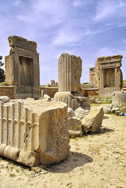 Iran Persepolis Dsc6093 Archeologia Arte