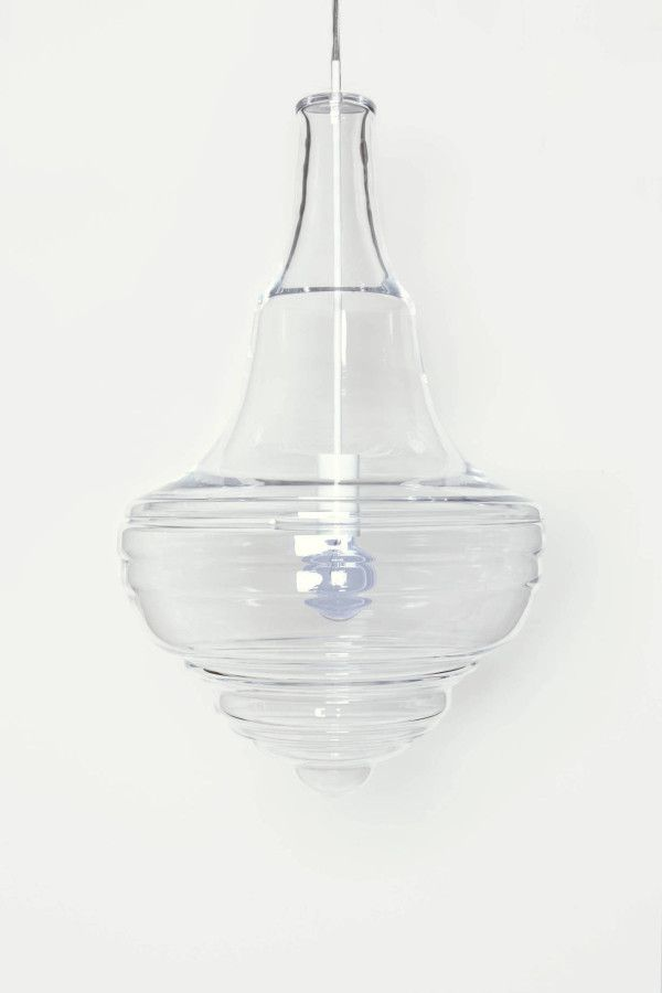Blown Glass Pendants Inspired By Famous Chandeliers Blown Glass