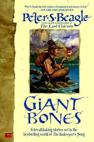 Giant Bones By Peter S Beagle Fantasy Book Covers