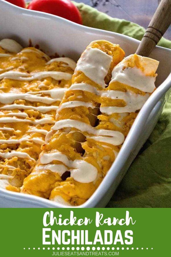 Chicken Ranch Enchiladas images