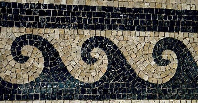 Learn How To Install Mosaic Tile Patterns Mosaic Tiles Mosaic Tile Patterns Mosaic Waves