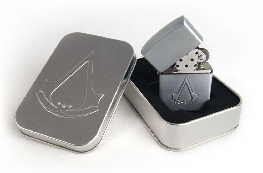 Assassin S Creed Iii 3 Connor 2 4 Ezio Accendino Lighter Zippo