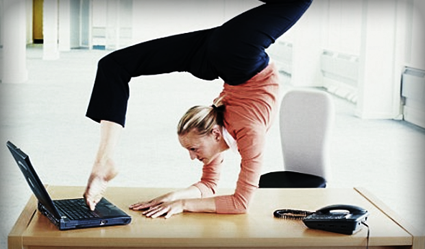 there s always forms of office healthy office exercise office