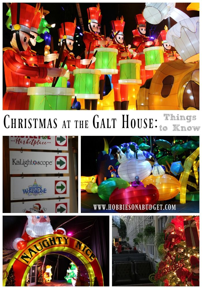 Christmas at the Galt House Tips for your trip in Louisville ...