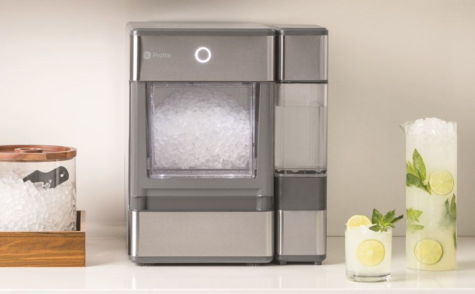 Opal Ice Maker Soft Chewable Ice At Home Ge Appliances Ice