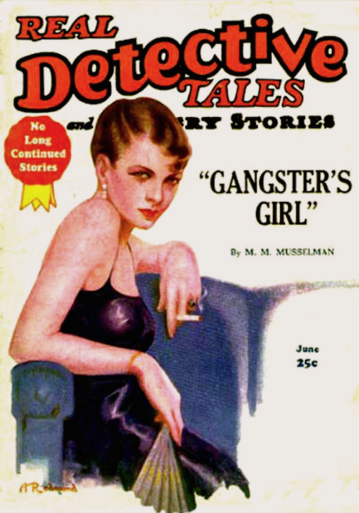 Real Detective Tales - June 1930 | Classic Detective Adventure And