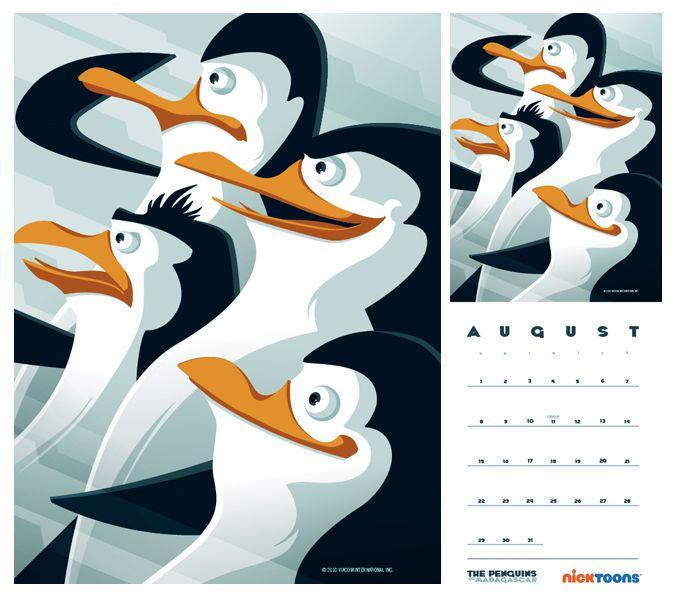 nicktoons: penguins by strongstuff.deviantart.com on @deviantART