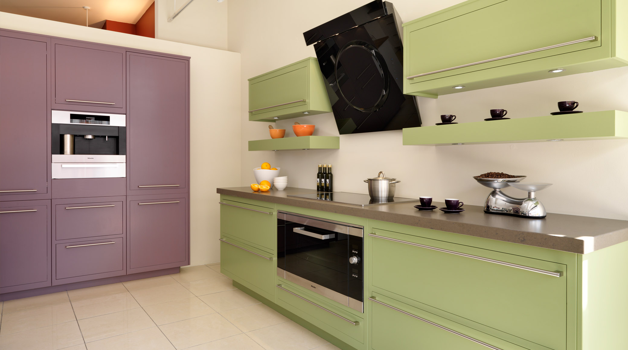 Harvey Jones Award Winning Linear Kitchens Combine Minimalist And Modern Design