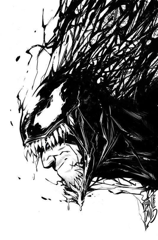 Pin By U On Bad Boys Venom Art Marvel Venom Marvel Villains