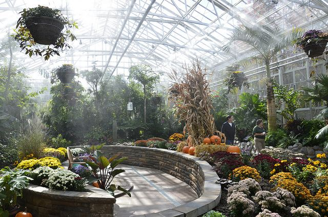Miller Nature Preserve And Conservatory In Avon Oh Via Flickr