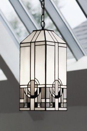 Art deco tiffany ceiling lights lighting pendant lantern shades