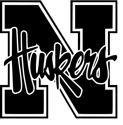 Craft Edge View Topic Ncaa Logos My First Post Nebraska Nebraska Cornhuskers Nebraska Huskers